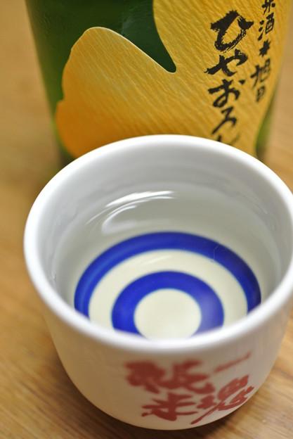 旭日酒造・十旭日出雲産五百万石純米酒ひやおろし25BY (4)