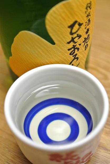 旭日酒造・十旭日出雲産五百万石純米酒ひやおろし25BY (5)