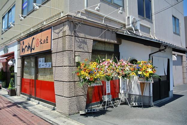 らーめん太田屋 2017.05 (1)
