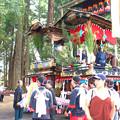 波田の祭り