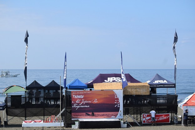 Tickety ALL JAPAN PRO 鵠沼 2日目 #湘南 #藤沢 #海 #波 #wave #surfing #mysky #beach