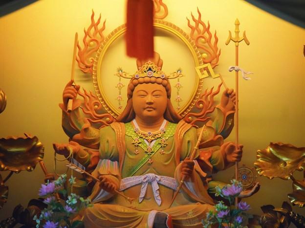 長谷寺弁財天像 #湘南 #鎌倉 #kamakura #寺