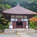 写真: 明月院 開山堂 #湘南 #鎌倉 #kamakura #寺 #temple #紅葉