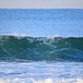 今朝の湘南・鵠沼海岸の波はももサイズ #湘南 #藤沢 #海 #波 #wave #surfing #mysky #beach
