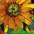 Photos: ひまわり Gogh touch......