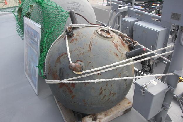 繋維機雷 擬製弾