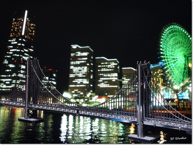 横浜ゴールデンブリッジ