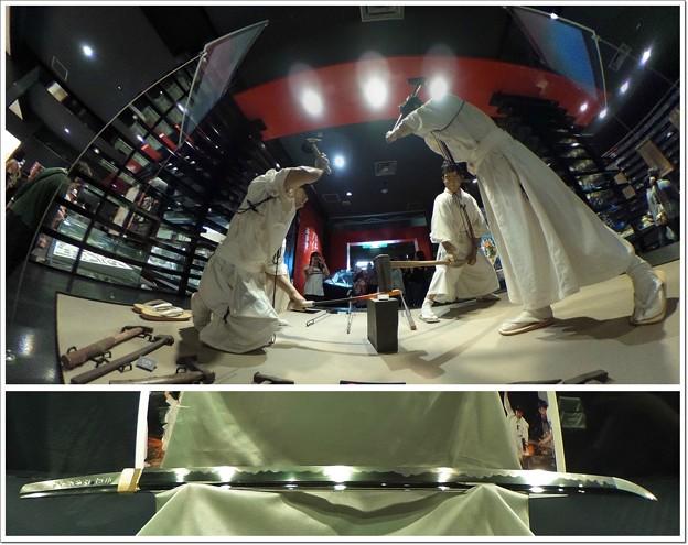 写真: 関鍛冶伝承館