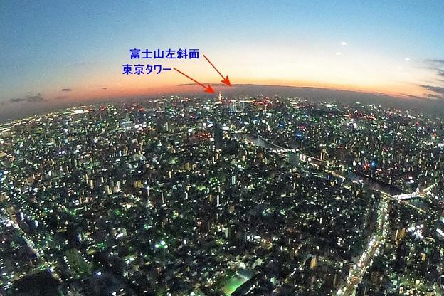 Photos: スカイツリーからの富士山