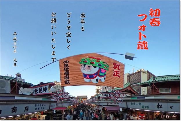 """Photos: 初春""""フォト蔵"""""""