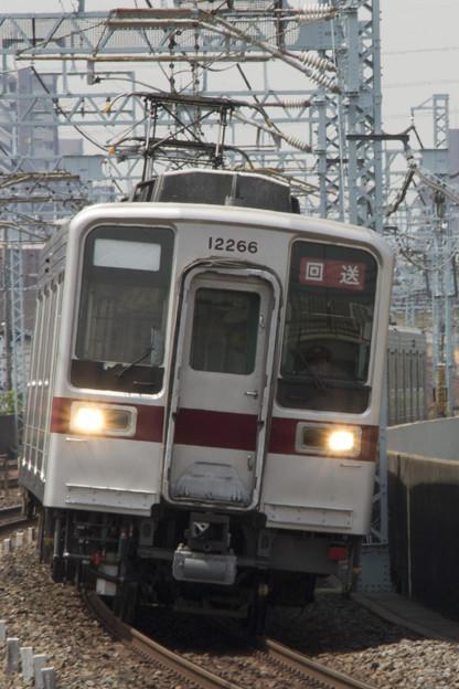 東武10030系 11266F+11654F [東武鉄道 谷塚駅]