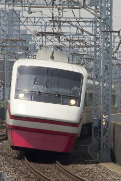 東武鉄道200系 204F [東武鉄道 谷塚駅]