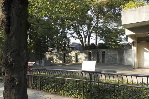 ゾウ舎跡 [井の頭自然文化園]