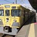 西武鉄道2000系 2007F [西武鉄道 拝島駅]