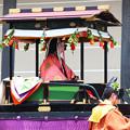 写真: 京都葵祭的齋王代