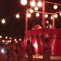 写真: 盆踊り