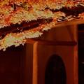 円通院の丸窓