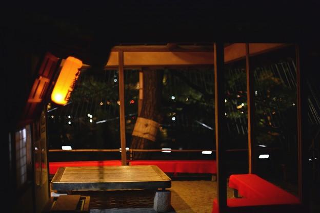 吹上茶屋の夜に