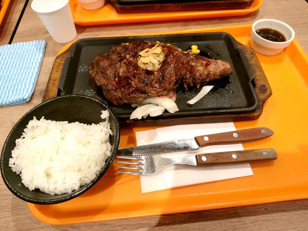いきなりステーキ リブロースステーキ300g