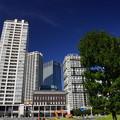 写真: 高層ビル