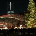写真: 赤レンガ倉庫のクリスマス
