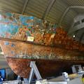 Photos: 北朝鮮の工作船