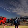 写真: 横浜消防出初式