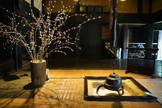 写真: 飛騨の正月