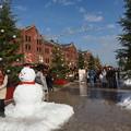写真: クリスマスマーケット