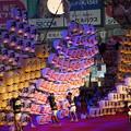 写真: 秋田竿燈まつり