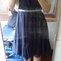 写真: ドレスこんなんだったよ(*...