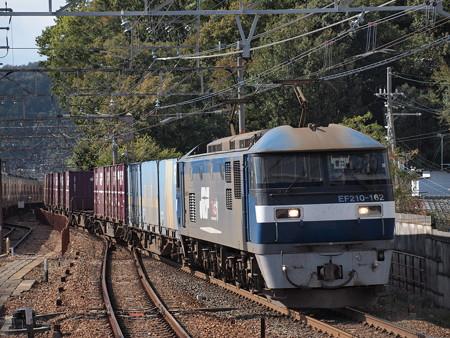 EF210貨物東海道本線山科駅02