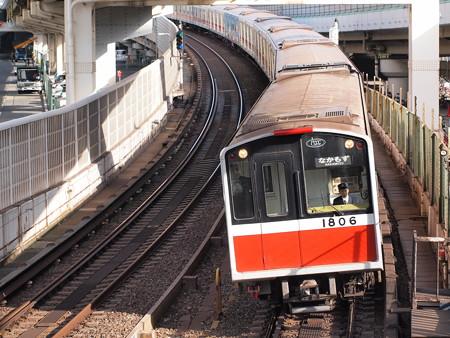 大阪市営地下鉄10系 御堂筋線西中島南方~中津03