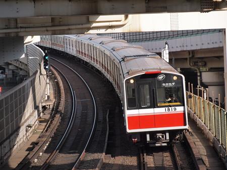 大阪市営地下鉄10系 御堂筋線西中島南方~中津05