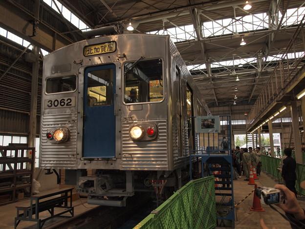 大阪市営地下鉄30系 緑木検車場02