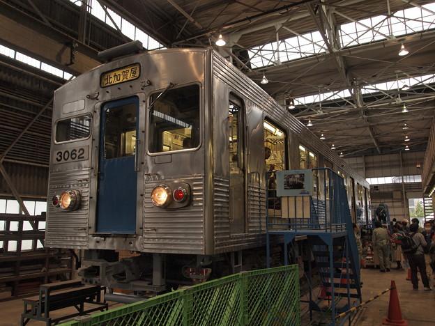 大阪市営地下鉄30系 緑木検車場03