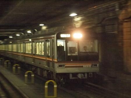 大阪市営地下鉄66系普通 堺筋線日本橋駅03
