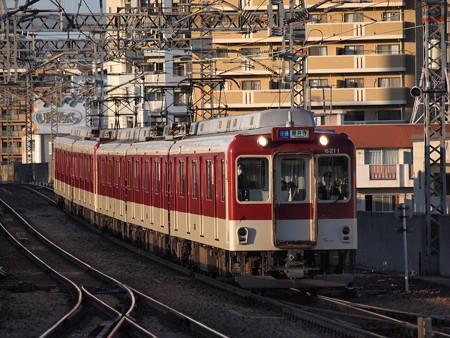 近鉄6000系普通 近鉄南大阪線今川駅01