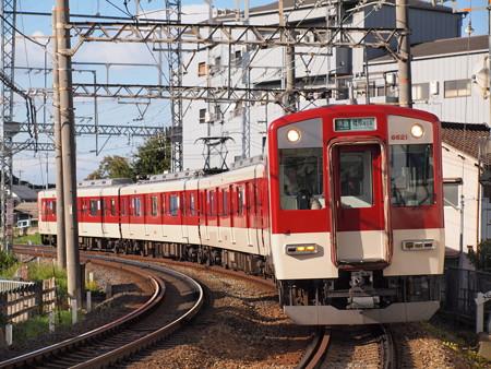 近鉄6600系準急 近鉄南大阪線土師ノ里~道明寺02