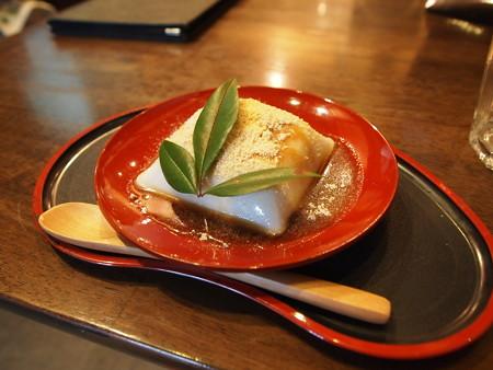 胡麻豆腐プリン