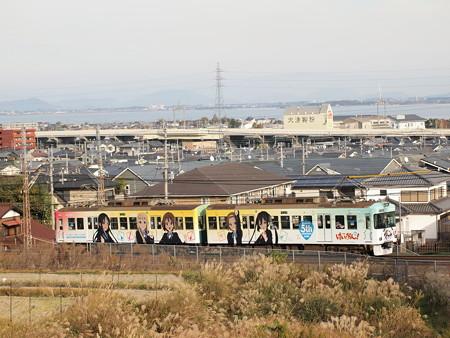 京阪700形HO-KAGO TEA TIME TRAIN 松ノ馬場~穴太