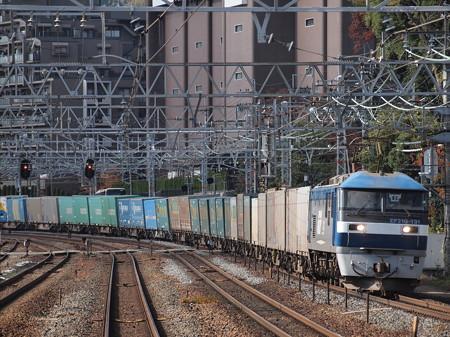 EF210貨物 東海道本線山崎駅02