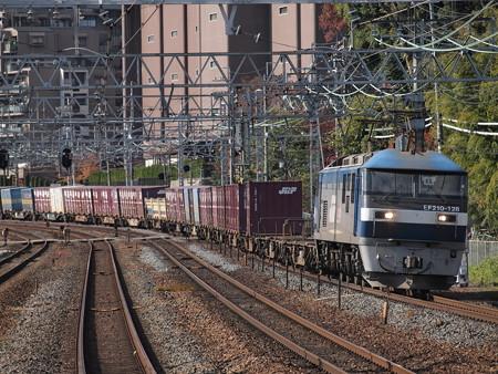 EF210貨物 東海道本線山崎駅03