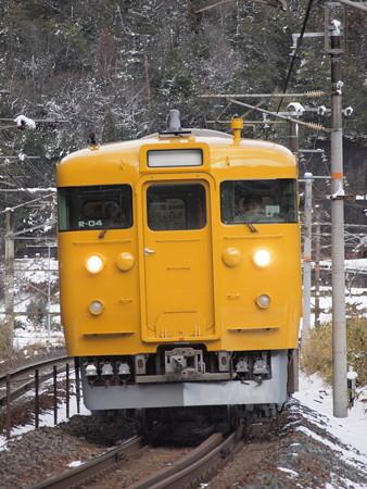 115系末期色 山陽本線セノハチ02