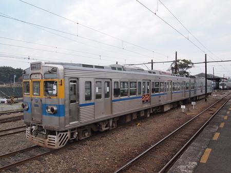 熊本電鉄6000系  菊池線北熊本駅01