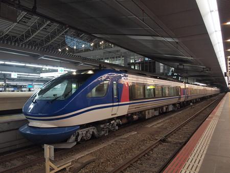 HOT7000系 スーパーはくと 東海道本線大阪駅02