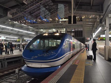 HOT7000系 スーパーはくと 東海道本線大阪駅04