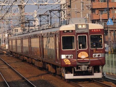 阪急6300系京とれいん 阪急京都線南茨木駅
