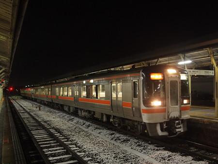 キハ75形快速みえ 紀勢本線松阪駅02