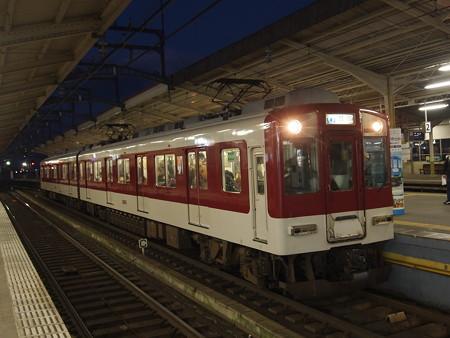 近鉄1200系普通 近鉄山田線宇治山田駅